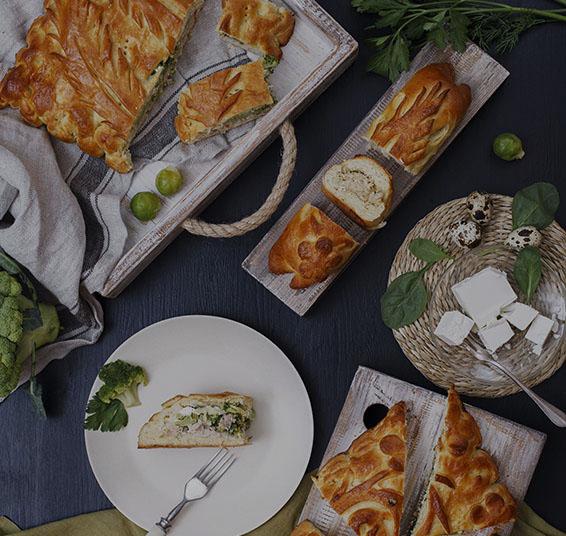 Пироги Оренбург - доставка пирогов в Оренбурге от ресторана «Расстегай»
